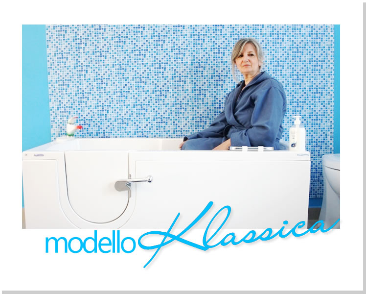 Guarda le foto della Vasca Modello Italia - Installazione anche a Via Cortina D'Ampezzo